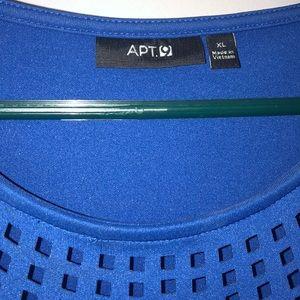 Apt. 9 Dresses - Royal blue dress